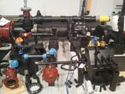 Полиэтиленовые фитинги,  трубы для воды и газа.